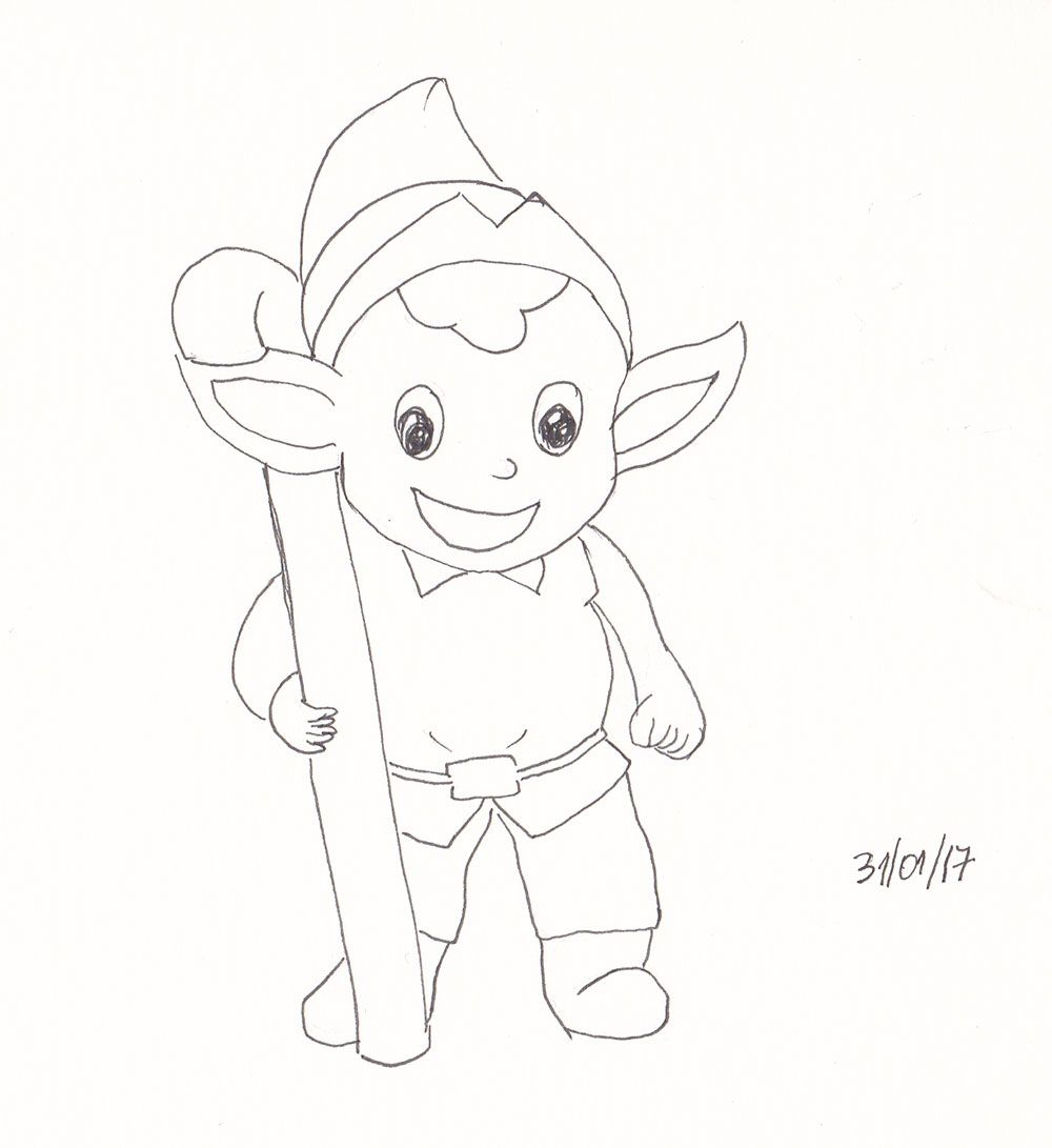 My Little Practice Elf - image 1 - student project