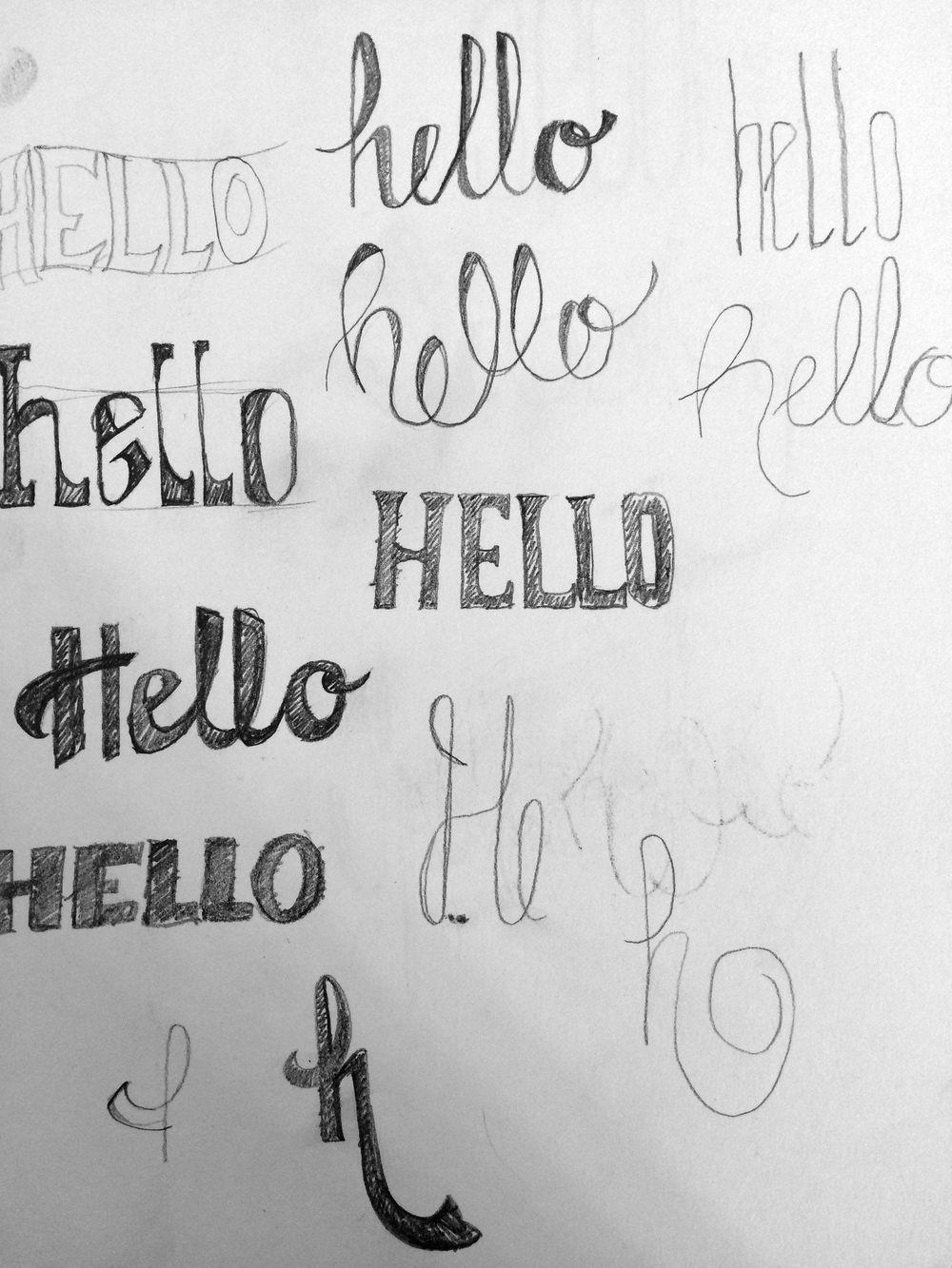 Hello My Dear Boy! - image 1 - student project