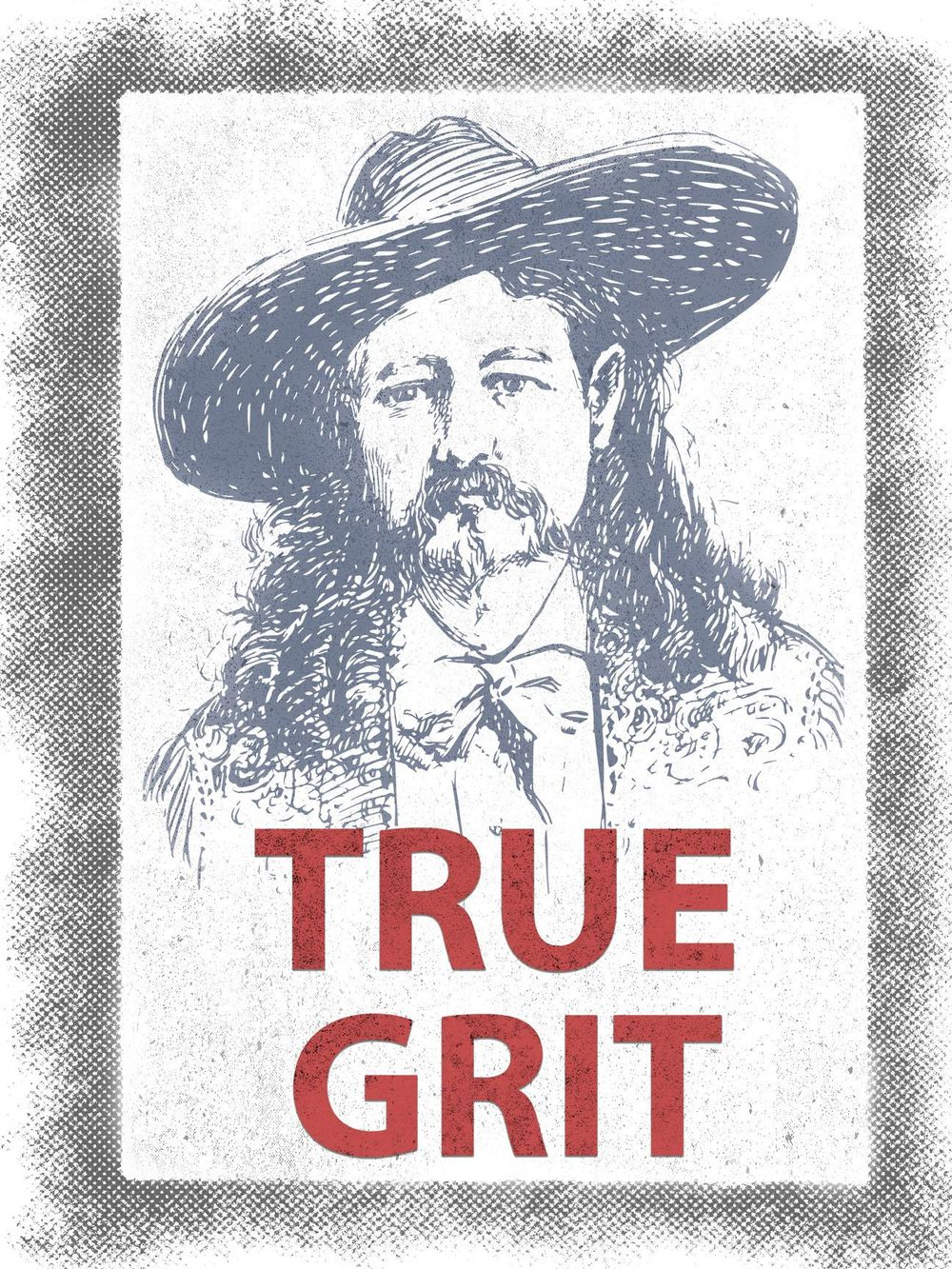 True Grit Poster - image 2 - student project