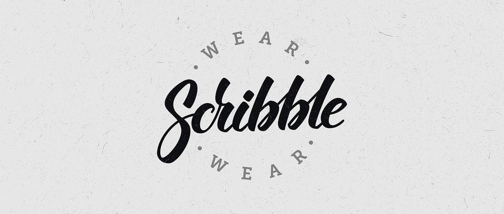 Scribble Wear  - image 8 - student project