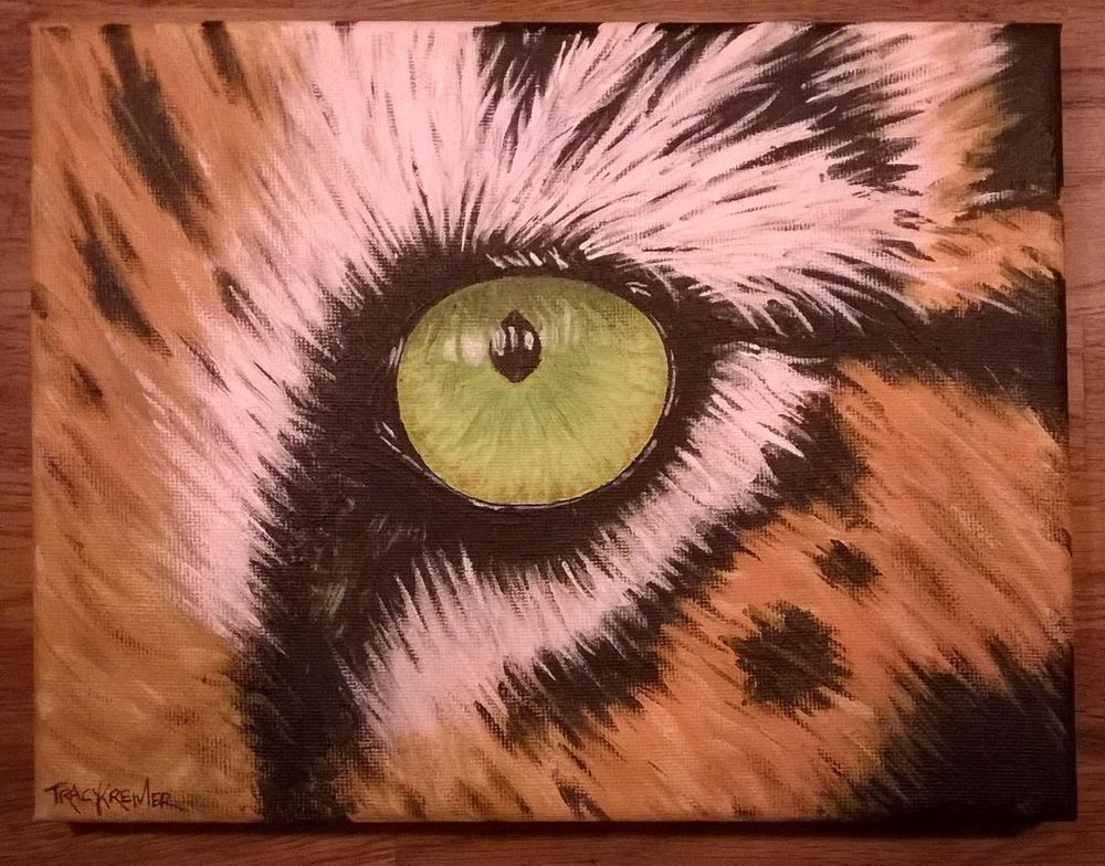 Pencil eye - image 2 - student project