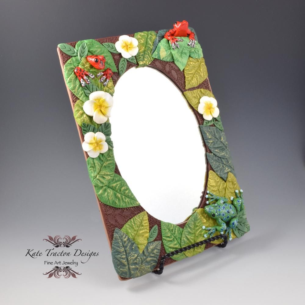 Rainforest Mirror - image 3 - student project