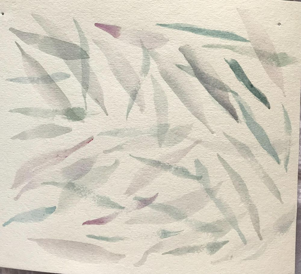 Fun with ink and watercolour - image 1 - student project