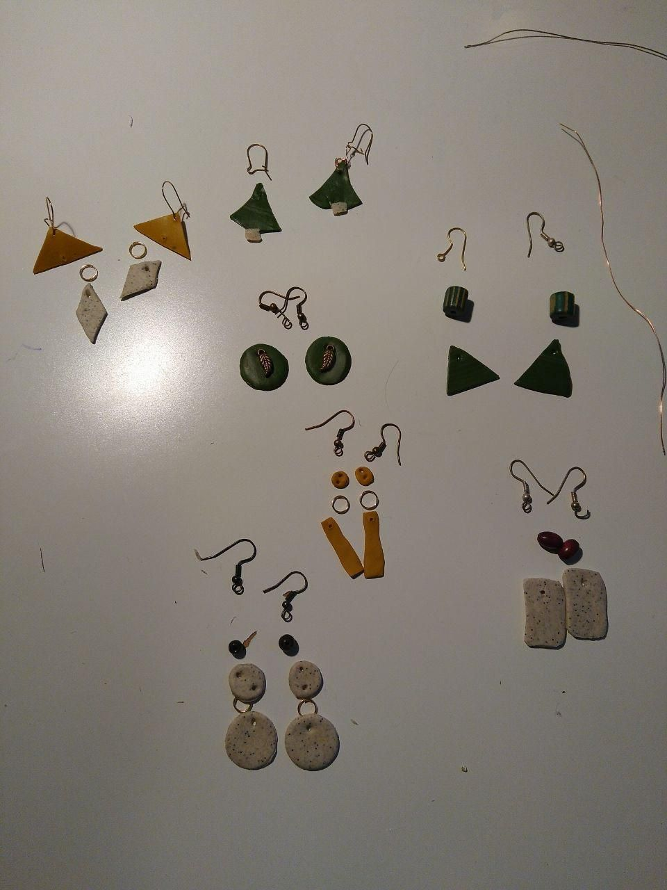 Earrings - image 6 - student project