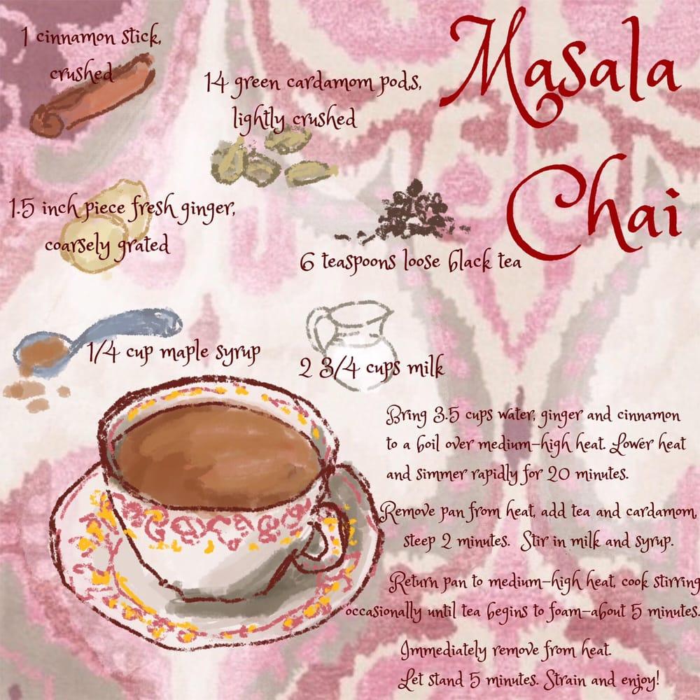Masala Chai - image 1 - student project