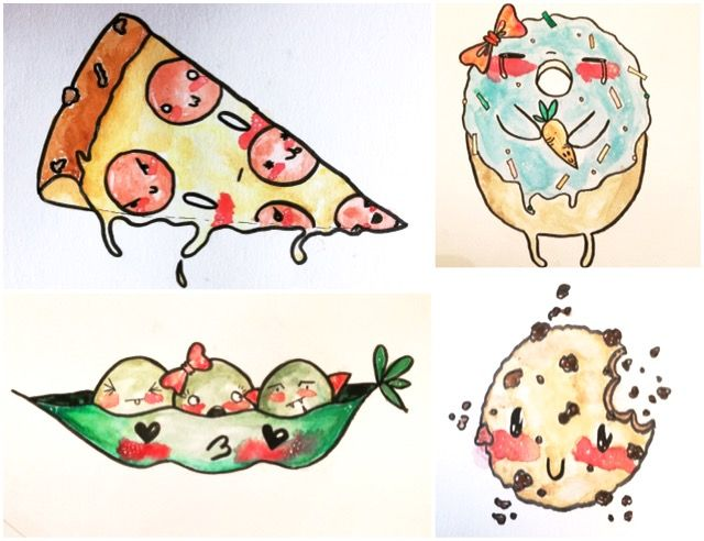 Pizzaaa!! - image 1 - student project