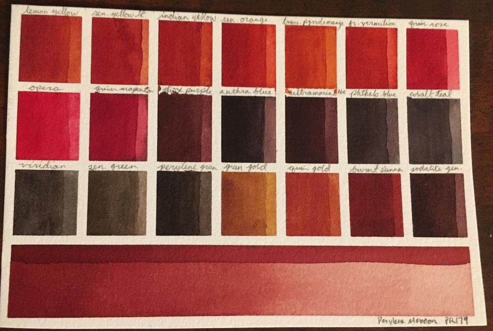 Custom Palette, ID Chart and Swatches - image 32 - student project