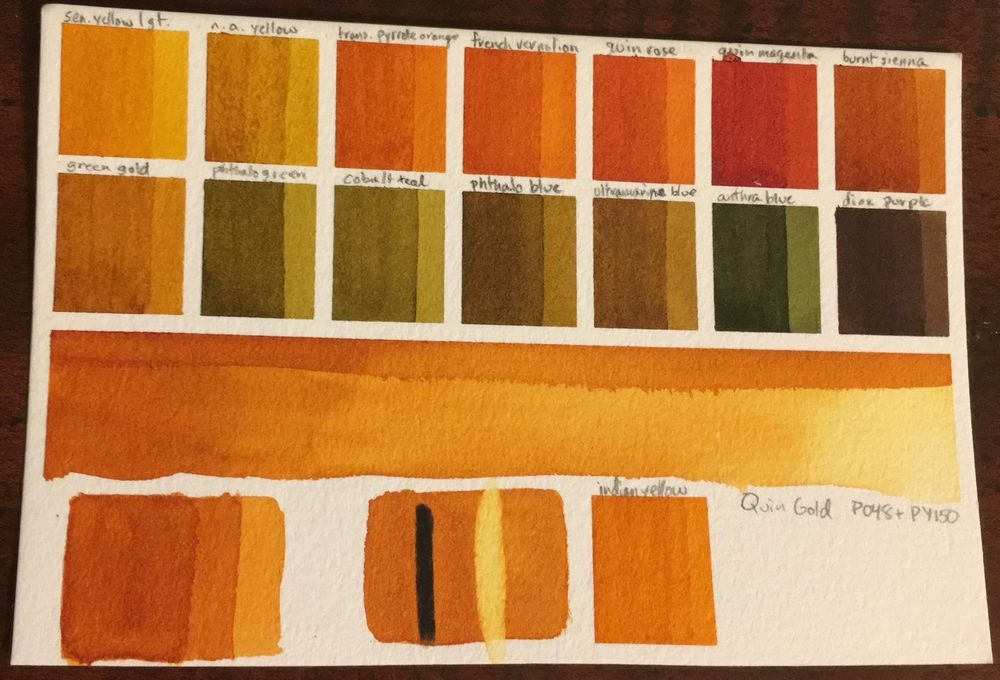 Custom Palette, ID Chart and Swatches - image 34 - student project