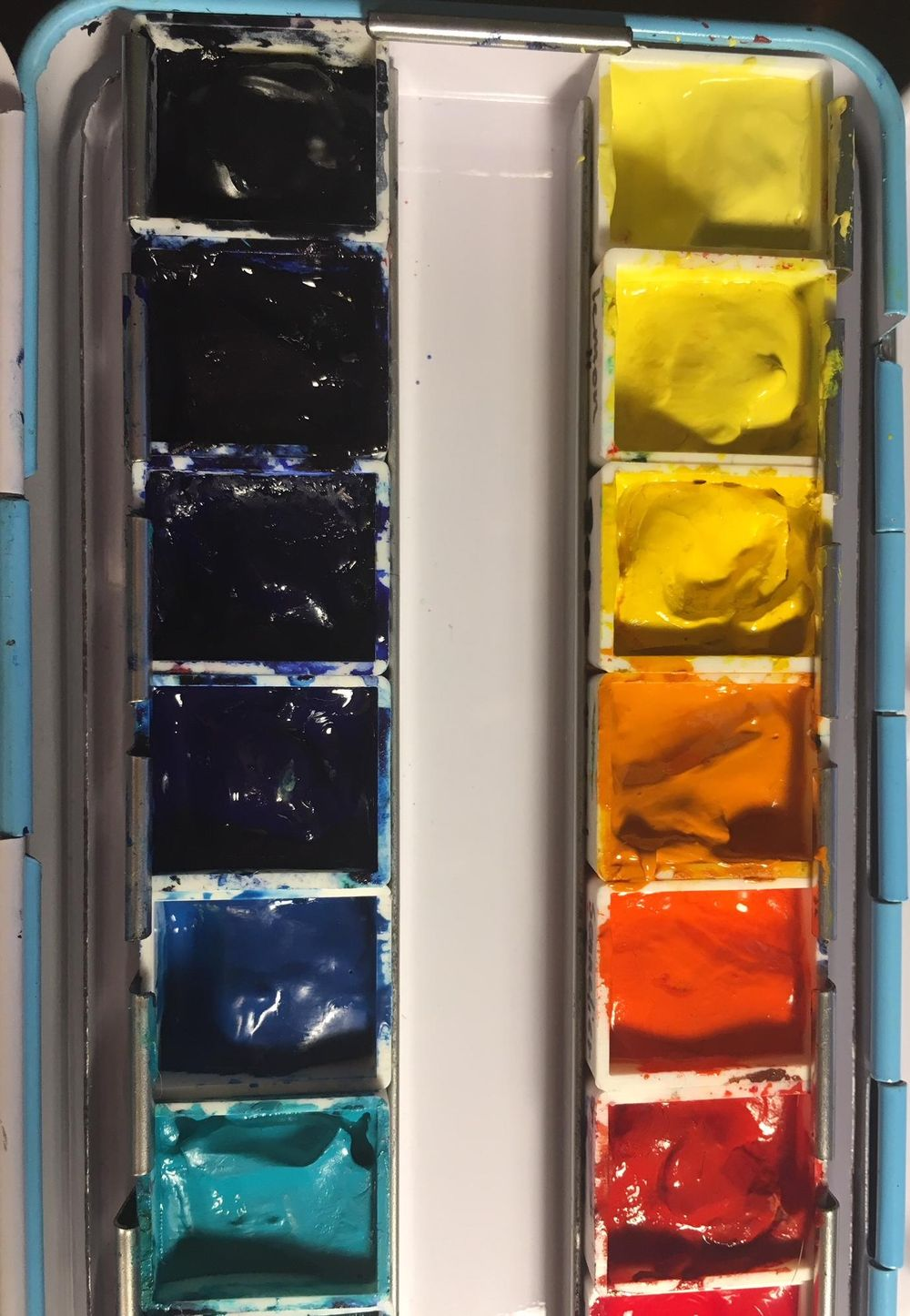 Custom Palette, ID Chart and Swatches - image 44 - student project