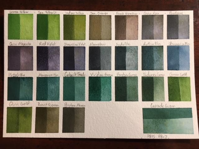 Custom Palette, ID Chart and Swatches - image 13 - student project