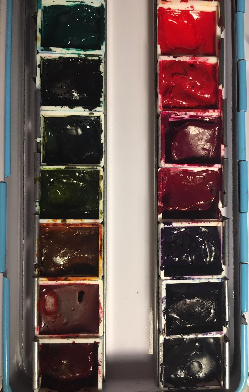Custom Palette, ID Chart and Swatches - image 45 - student project