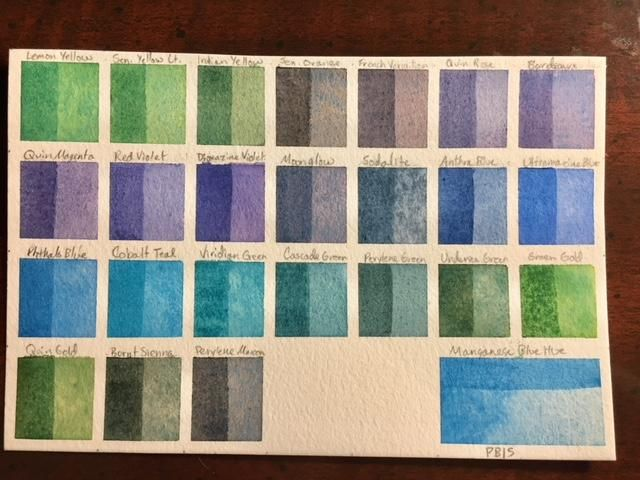 Custom Palette, ID Chart and Swatches - image 11 - student project