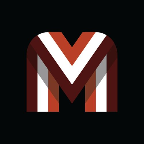 STRIPED M - image 3 - student project
