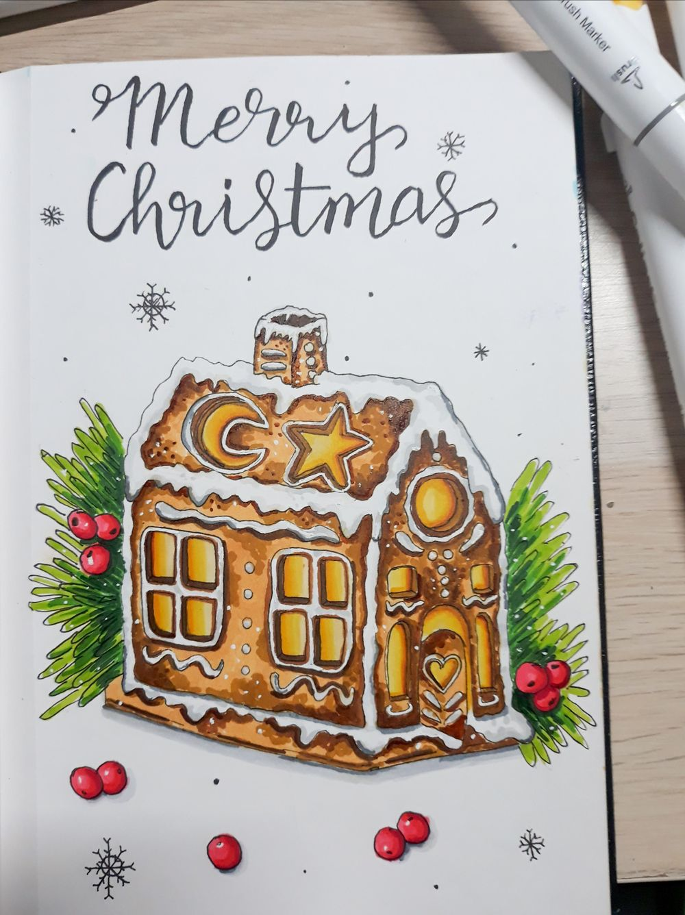 Ginger Bread House - image 1 - student project