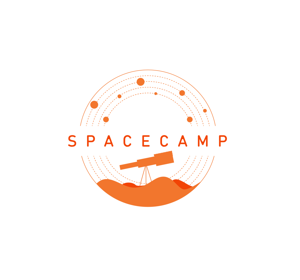Spacecamp Logo - image 1 - student project