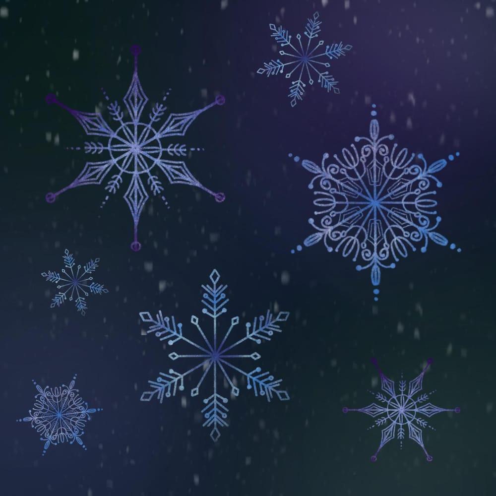 Fun winter tutorials - image 2 - student project