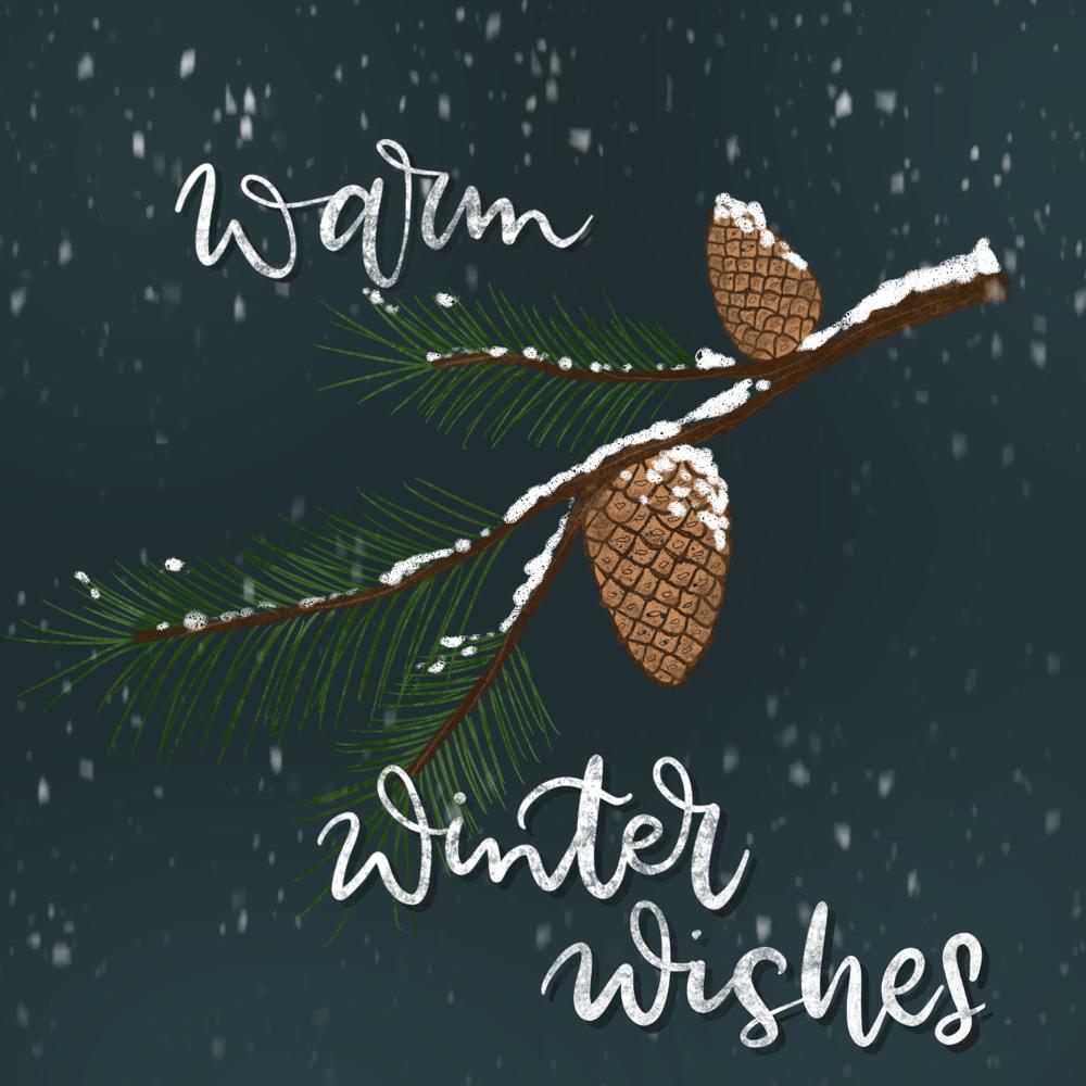 Fun winter tutorials - image 3 - student project