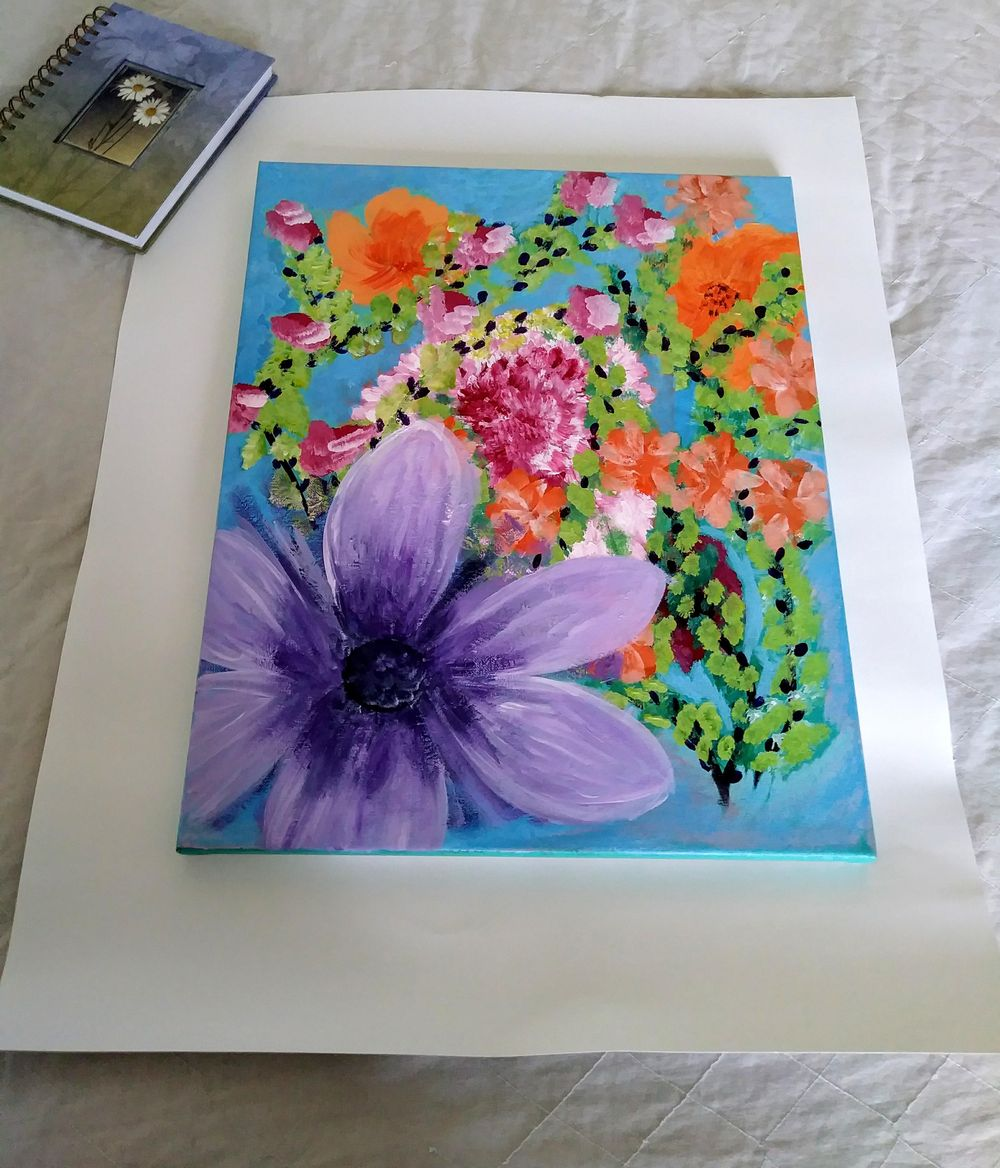 April's Favorite Paintings To Date - image 2 - student project