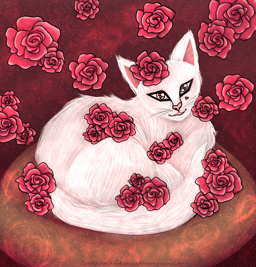 My Stylized Cat :3 - image 1 - student project