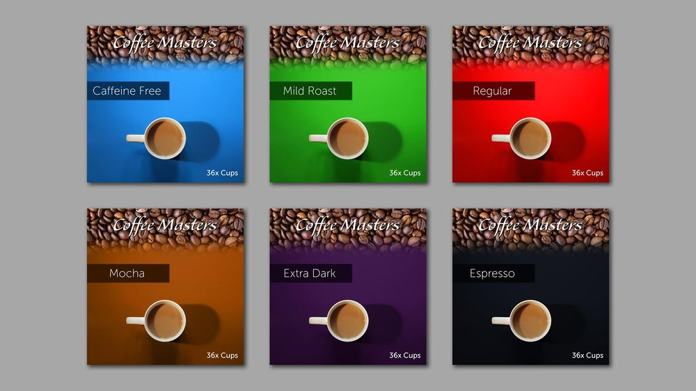 Coffee Packaging Range - image 4 - student project