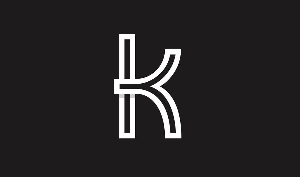 Letter K Logo - image 4 - student project