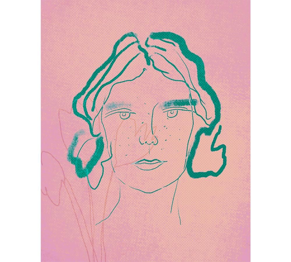 Intuitive Self Portrait - image 4 - student project