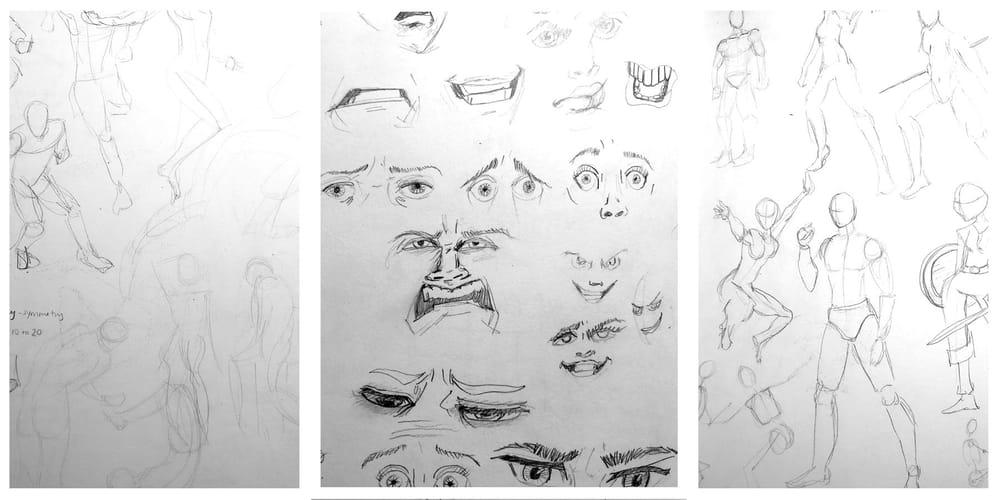 Seven Super Villains - image 1 - student project