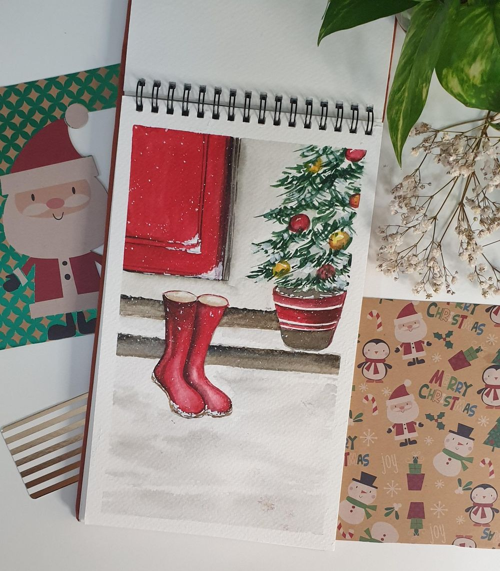 Christmas - image 1 - student project