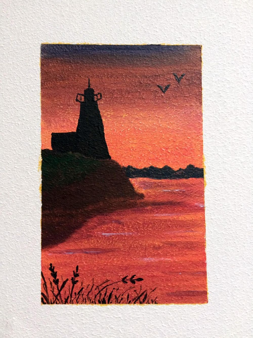 Lighthouse - image 2 - student project