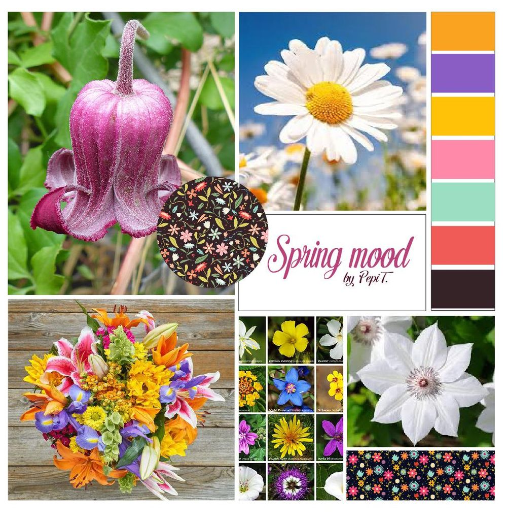 Spring mood - image 1 - student project