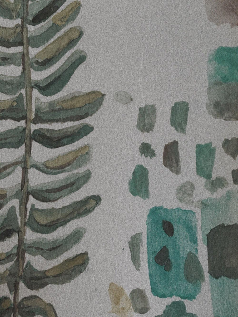 Watercolour in the Woods - image 2 - student project