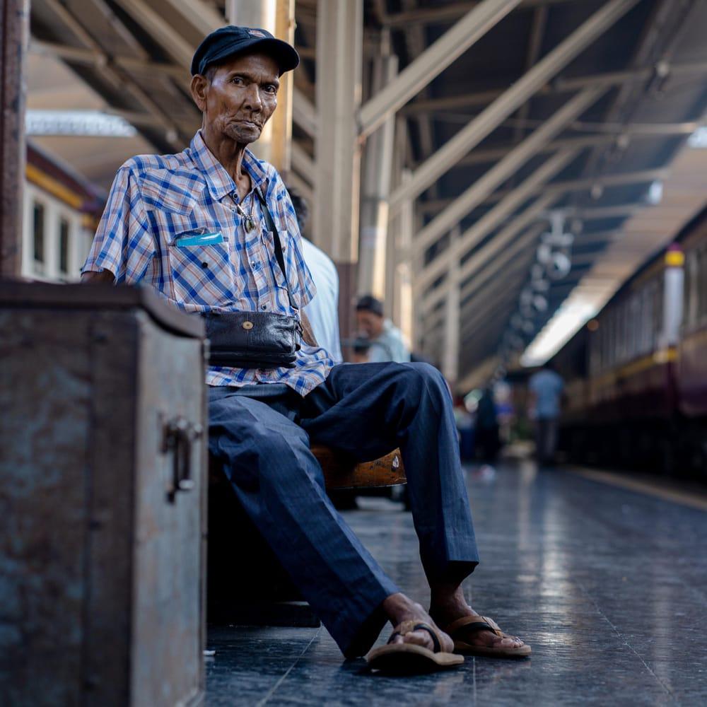 Kemo's Bangkok Street Photos - image 1 - student project