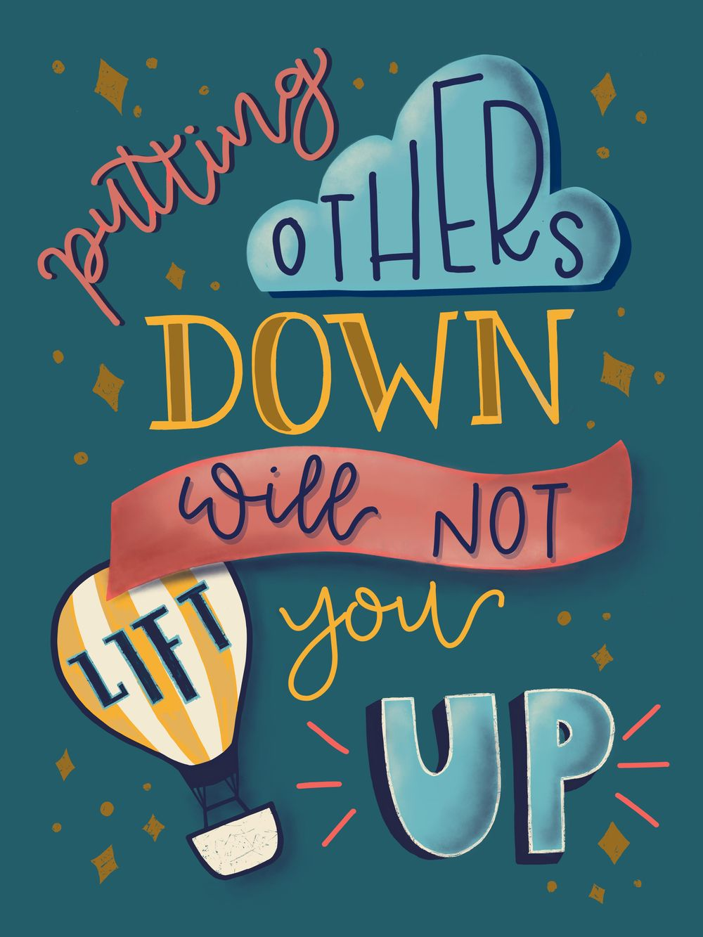 Lift Others Up - image 1 - student project