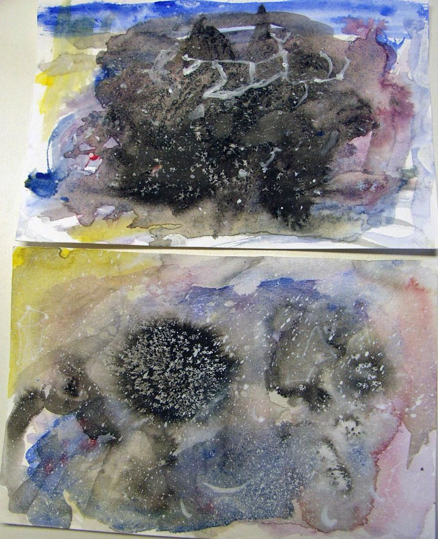 Jelly Fish in Polluted Bay - image 10 - student project