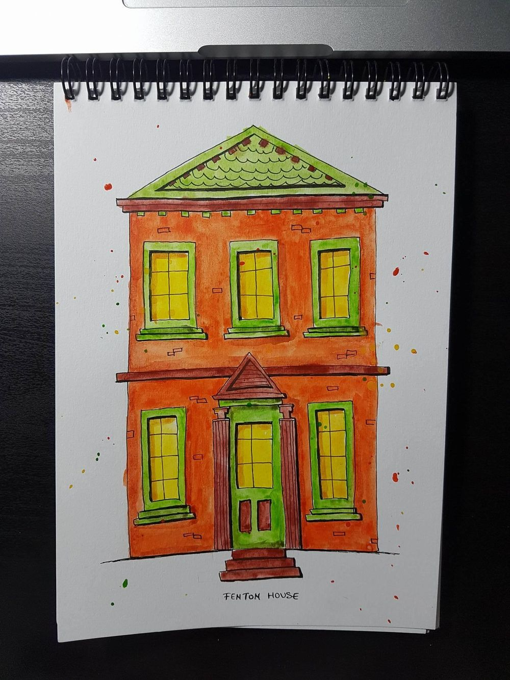Fenton House  - image 1 - student project