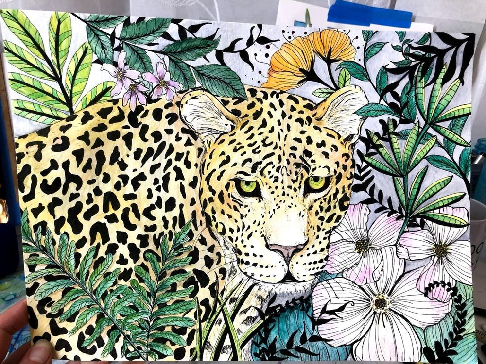 Jaguar in the Jungle - image 1 - student project