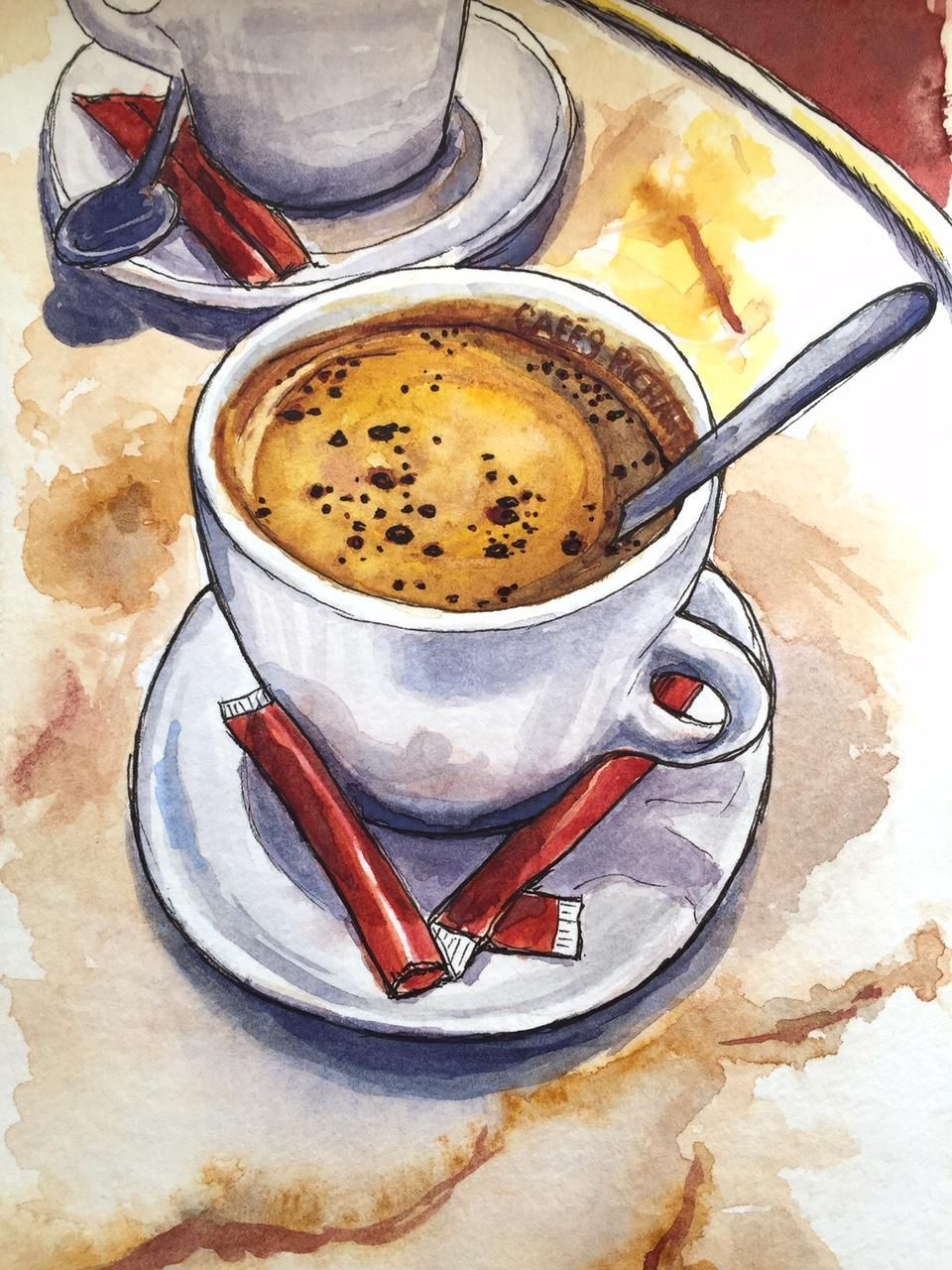 I love coffee - image 4 - student project