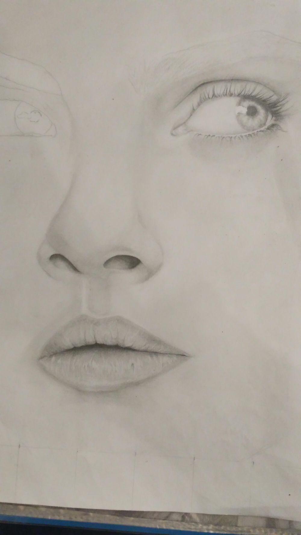 Cara Delevingne - image 5 - student project