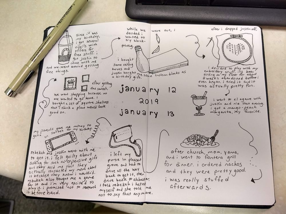 january 12 & 13 - image 1 - student project