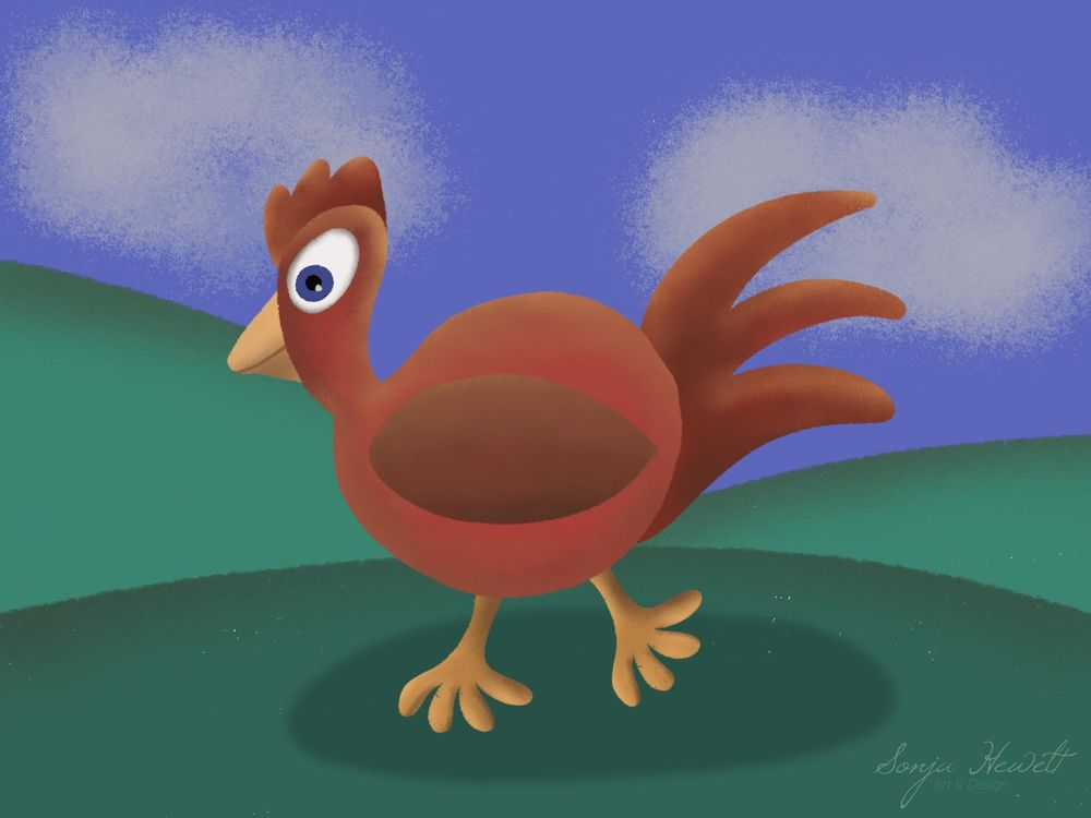 I love chicken - image 1 - student project