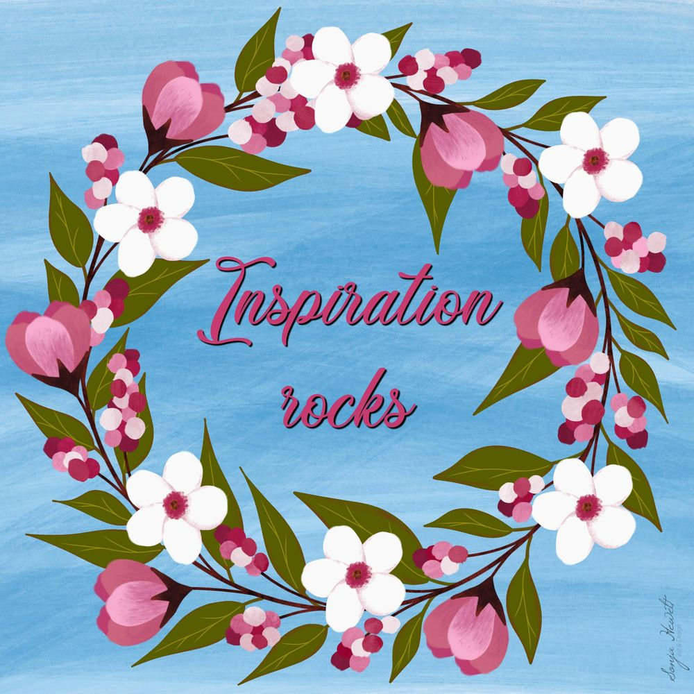 Inspiration rocks - image 1 - student project