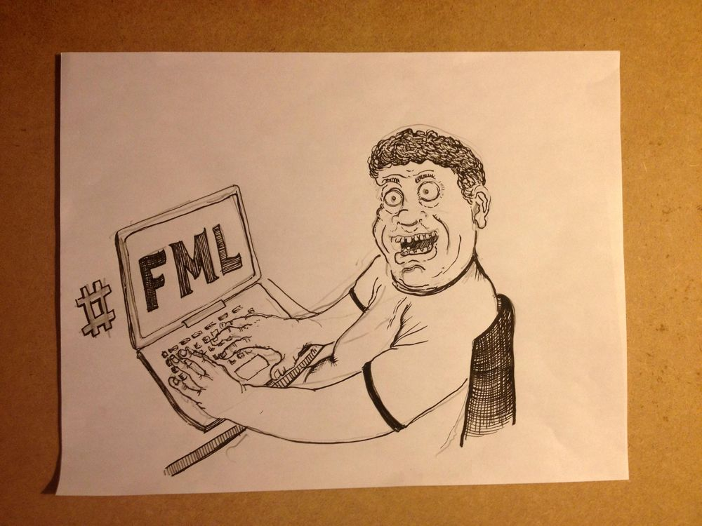 #FML (Not What you think!) - image 1 - student project