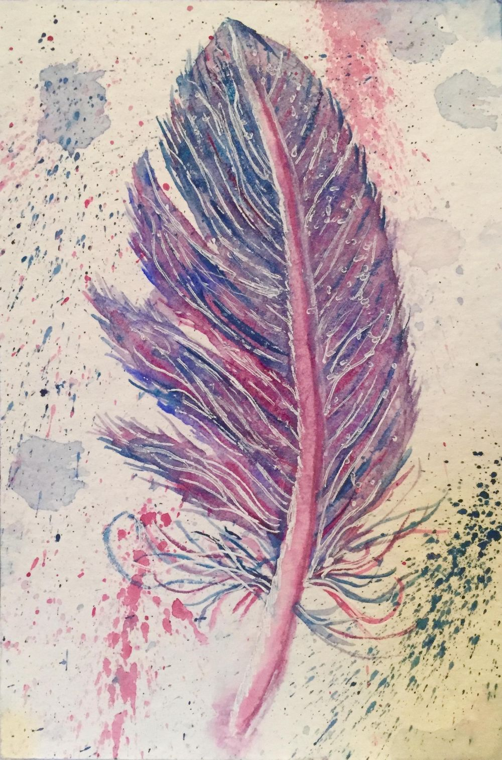 Feather - image 1 - student project