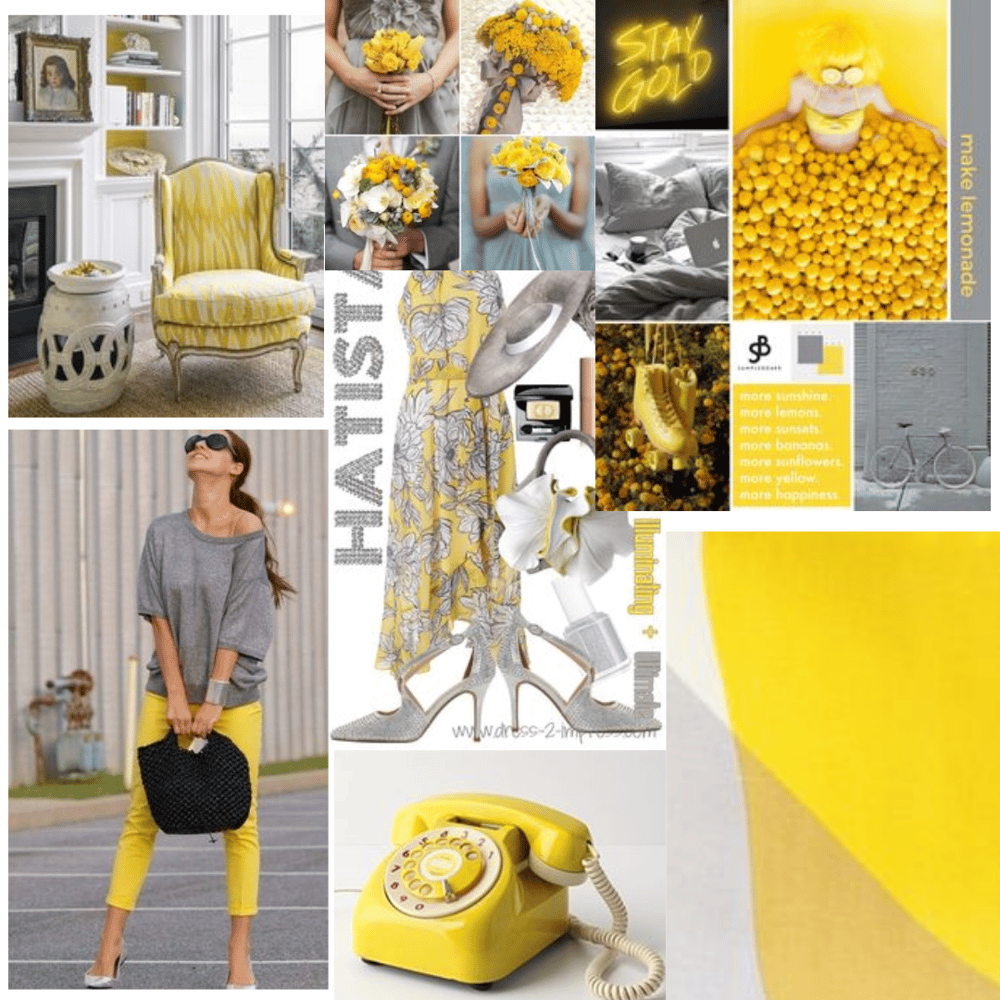My moodboards pantone 2021 - image 3 - student project