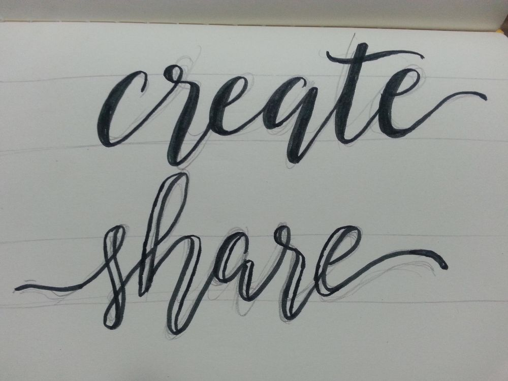 Create and Share - image 3 - student project