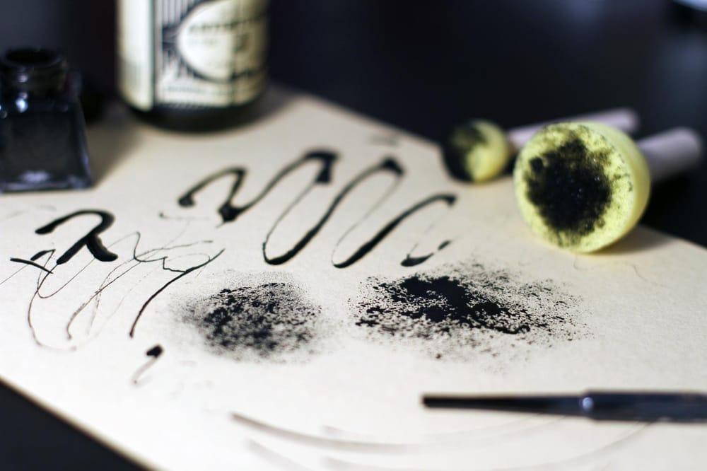 Inky Pārvatī Sponge Madness - image 2 - student project