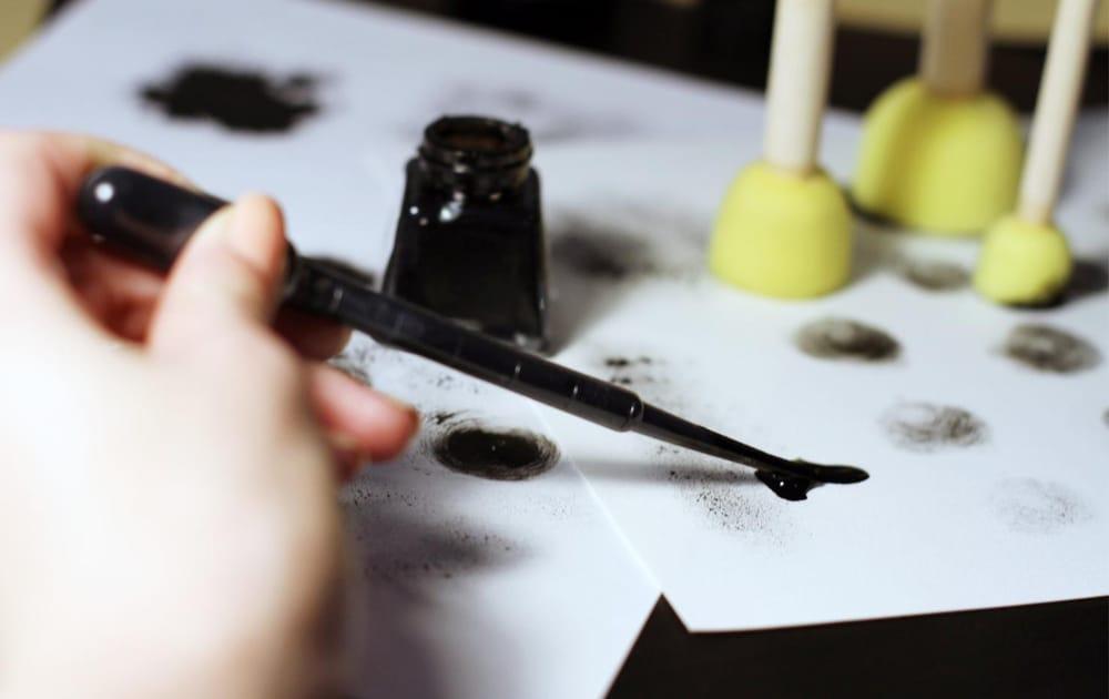 Inky Pārvatī Sponge Madness - image 3 - student project