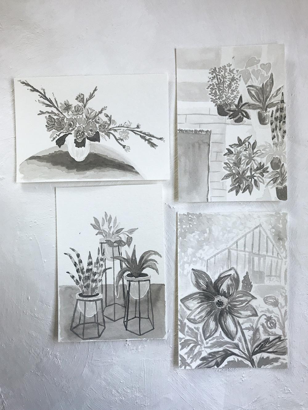 Birmingham Plant Stores - image 6 - student project