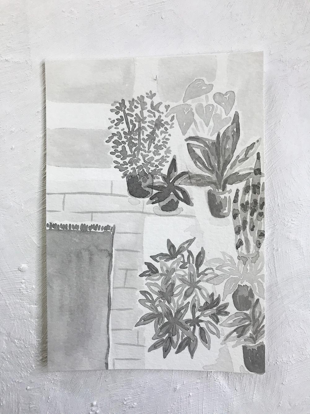 Birmingham Plant Stores - image 4 - student project