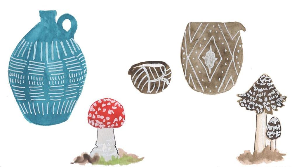 Succulent Pots - image 4 - student project